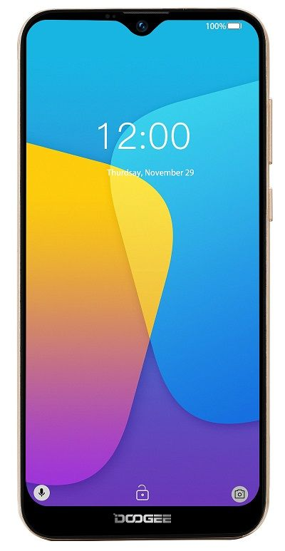 Doogee X90, 1GB/16GB, Gold