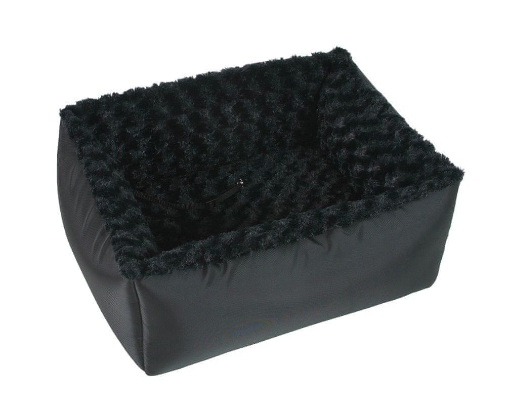 O´ lala Pets Pelech do auta 60x45 cm černá