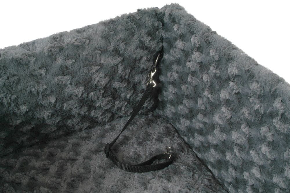 O´ lala Pets Pelech do auta 60x45 cm šedá