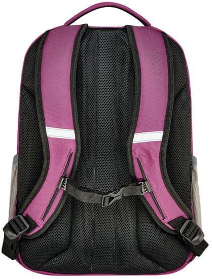 Herlitz šolski nahrbtnik be.adventurer Purple