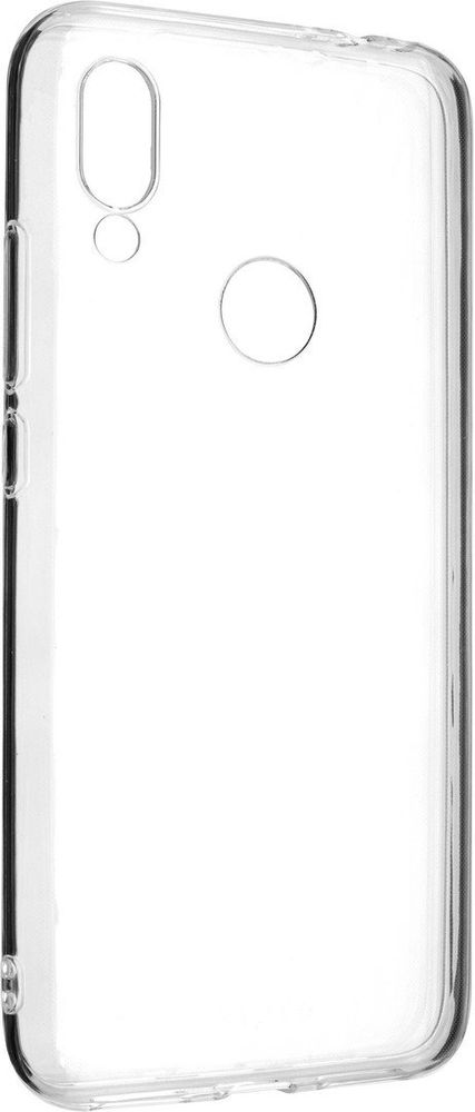 FIXED TPU gelové pouzdro pro Xiaomi Redmi 7, čiré FIXTCC-38 - zánovní