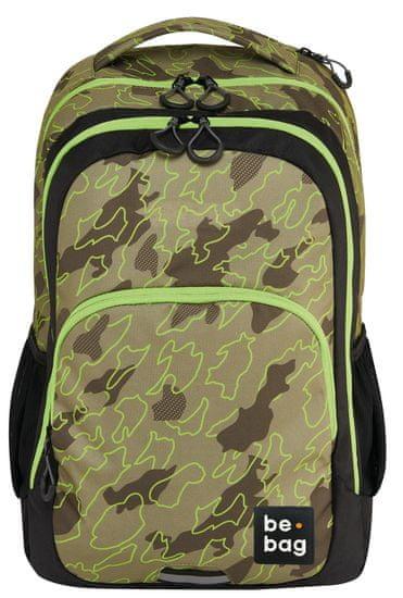Herlitz plecak szkolny be.ready Abstract Camouflage