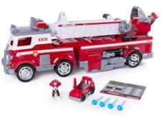 Spin Master Paw Patrol Duży wóz strażacki z efektami