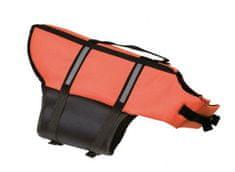 Karlie mentőmellény, narancssárga, méret M