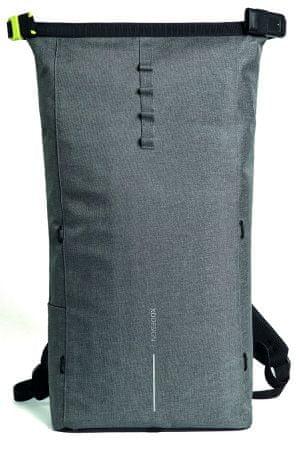 XD Design varnostni nahrbtnik Urban Lite 15,6, siv P705.502 - Odprta embalaža