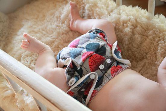 Petit Lulu hlačne plenice