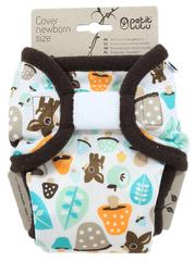 Petit Lulu pieluszka wierzchnia dla noworodków Gąbki