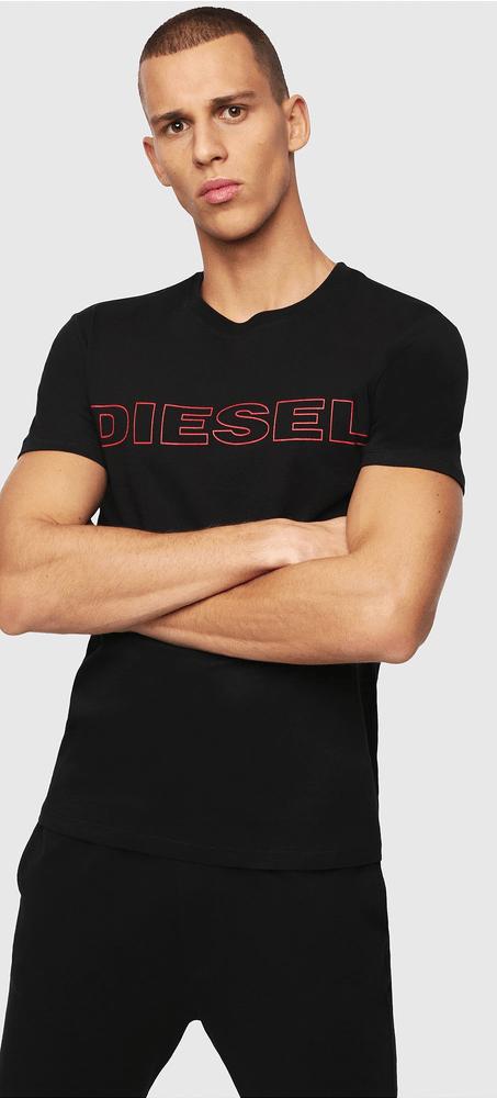 Diesel pánské tričko Jake XL černá