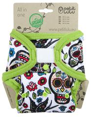 Petit Lulu pielucha z kieszonką All In One na rzep Meksykańskie czaszki