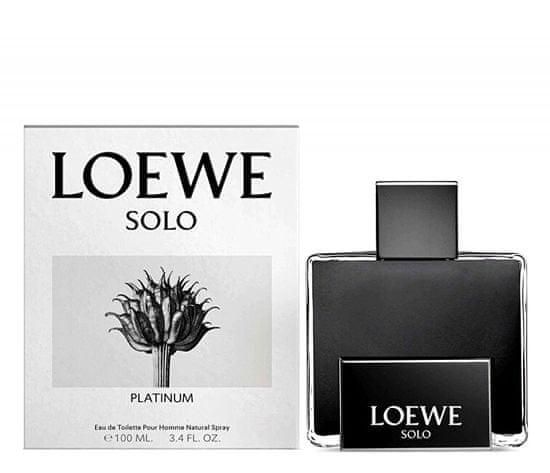 Loewe Solo Loewe Platinum - EDT