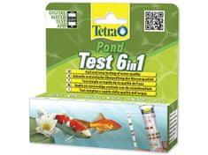 Tetra Pond Test 6in1, 25 ks