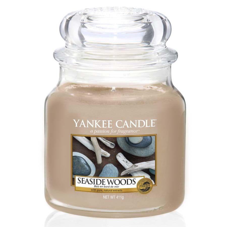 Yankee Candle vonná svíčka Seaside Woods 411 g