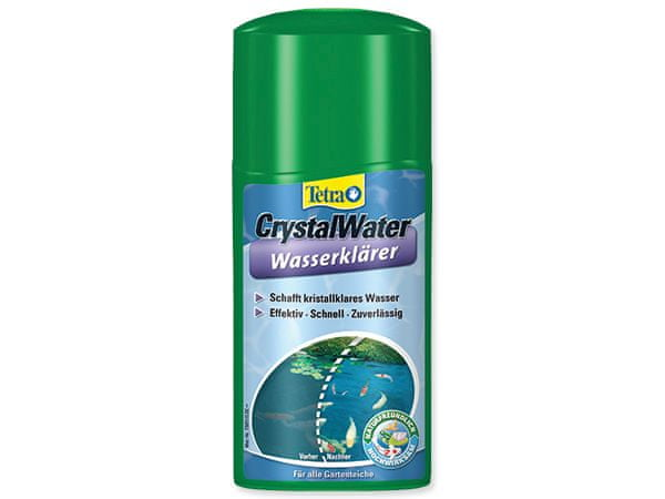 Tetra Pond CrystalWater 250 ml