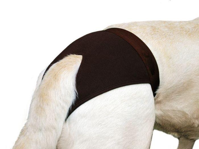 Karlie Hárací kalhotky černé XL