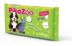 PikaZoo Tea Tree vlažni čistilni robčki za male živali