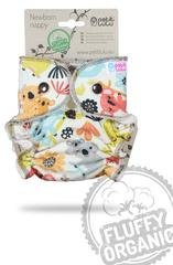 Petit Lulu pieluszka dla noworodków Zabawne koale