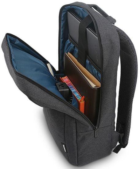 Lenovo torba za prenosni računalnik 15,6 Backpack B210 GX40Q17225, črna