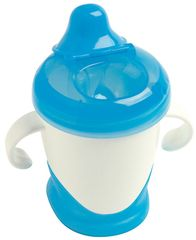 DBB Remond Dětský pohárek s nekapacím pítkem, 250 ml modrá