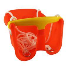 Cheva dětská houpačka Baby plast - oranžová