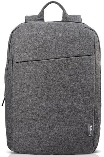 Lenovo nahrbtnik za prenosni računalnik 15,6 Laptop Casual Backpack B210 GX40Q17227, siv