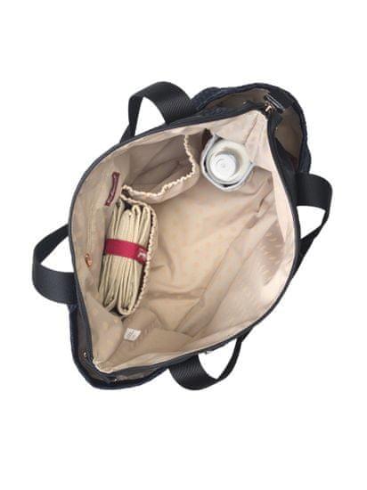 BABYMEL Cara prebaľovacia taška Navy Scuba