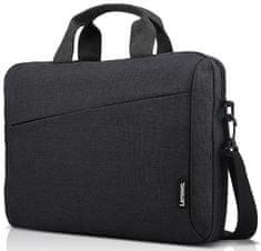 Lenovo torba za prenosni računalnik 15,6 Laptop Casual Toploader T210 GX40Q17229, črn