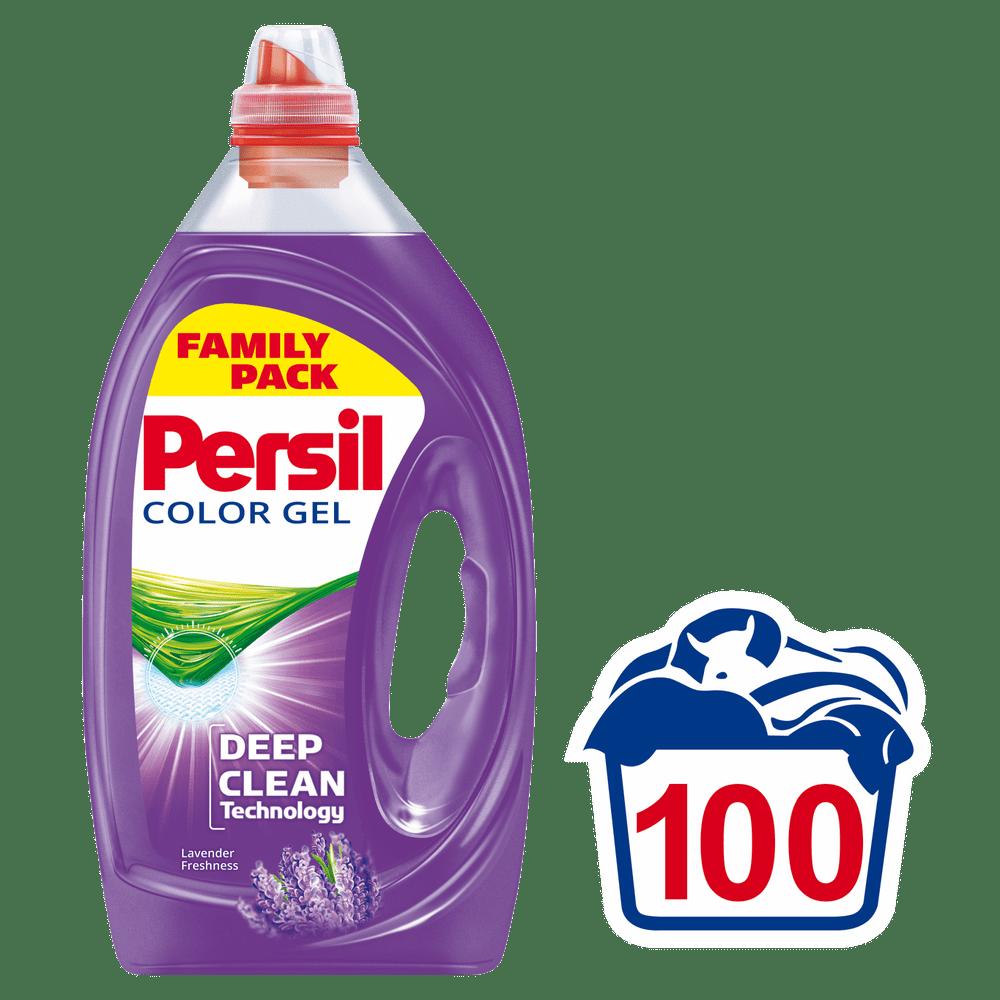 Persil Prací gel Color Lavender 5 l (100 praní)