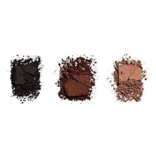 Revolution PRO 18 Szemhéjfesték paletta regenerációs helyreállítása (Eyeshadows) 14,4 g