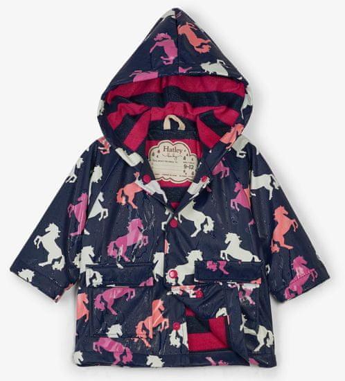 Hatley színváltó lányos vízhatlan kabát