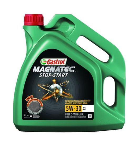 CASTROL MAGNATEC Start - Stop 5W30 C2 4L