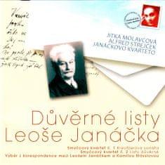 Důvěrné listy Leoše Janáčka - CD