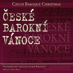Vysokoškolský umělecký soubor Pardubice: České barokní Vánoce - CD
