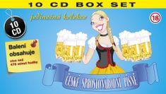České sprostonárodní písně (10x CD) - CD