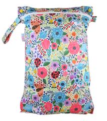 Petit Lulu torba na pieluchy, Kwitnący Ogród