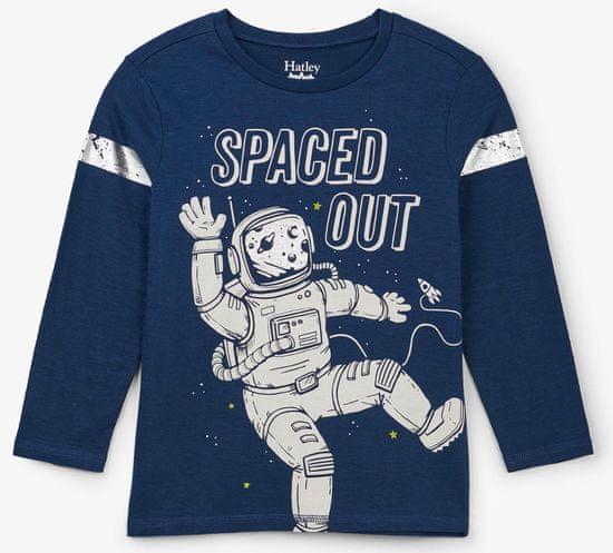 Hatley koszulka chłopięca z kosmonautą