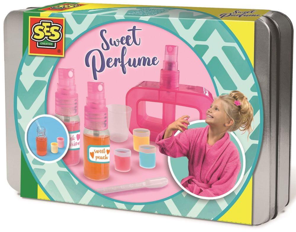 SES Výroba parfémů