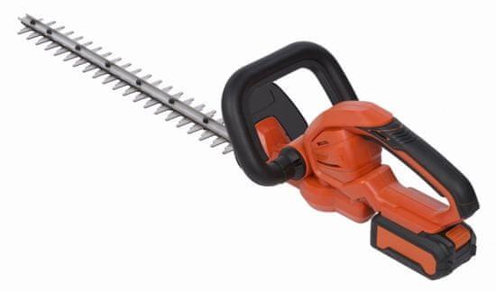 PowerPlus aku nůžky na živý plot POWDPG7535