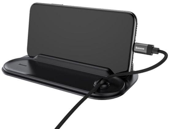 BASEUS držalo za avtomobilski telefon z magnetno parkirno kartico ACNUM-PM01