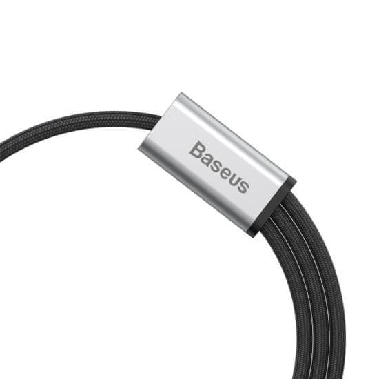 BASEUS kabel BASEUS 3v1, Type-C