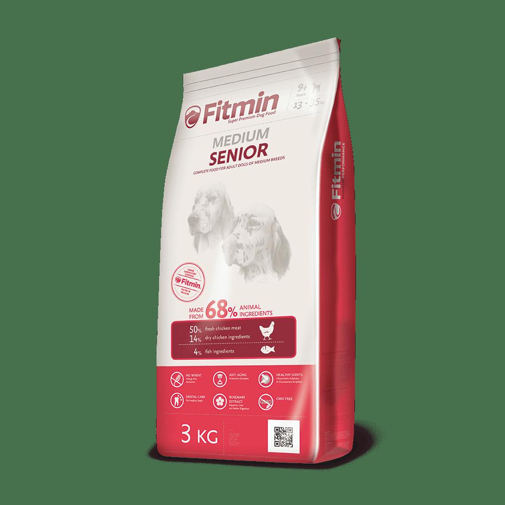 Fitmin Medium Senior 3 kg