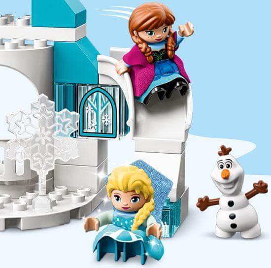 LEGO DUPLO® 10899 Grad ledenega kraljestva