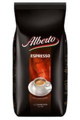Alberto Espresso zrnková káva 1kg