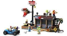 LEGO Hidden Side 70422 Útok na stánek s krevetami - rozbaleno