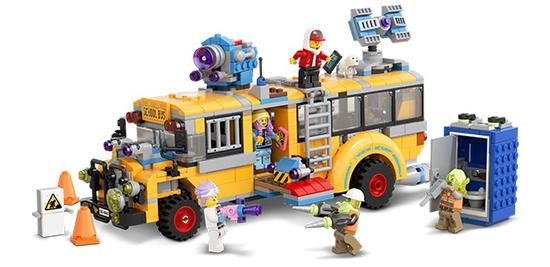 LEGO Hidden Side 70423 Paranormalni avtobus 3000
