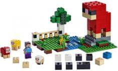 LEGO Minecraft 21153 Ovčja farma