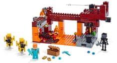 LEGO zestaw Minecraft 21154 Most Płomyków