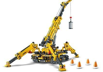 LEGO Technic 42097 Kompaktní pásový jeřáb - rozbaleno