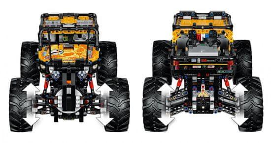 LEGO Technic 42099 RC Xtreme 4x4 terensko vozilo