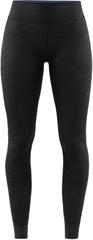 Craft ženske dolge hlače Fuseknit Comfort Black, XS