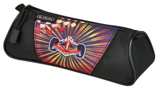 Herlitz Školní taška Flexi Formule - vybavená - zánovní